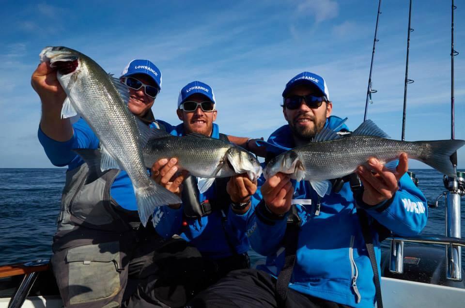 Quelques poissons du Samedi (photo ATM Communication)