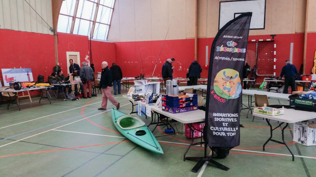 Yann Tertuff et son école de pêche Cap Découverte