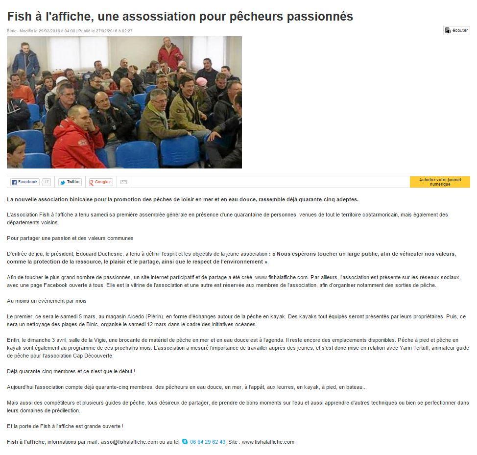 OuestFrance FalA AG