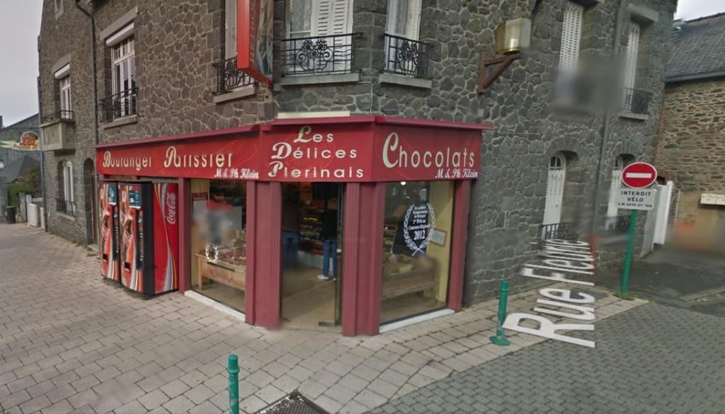 Merci à Philippe Klein pour les pains au chocolat !