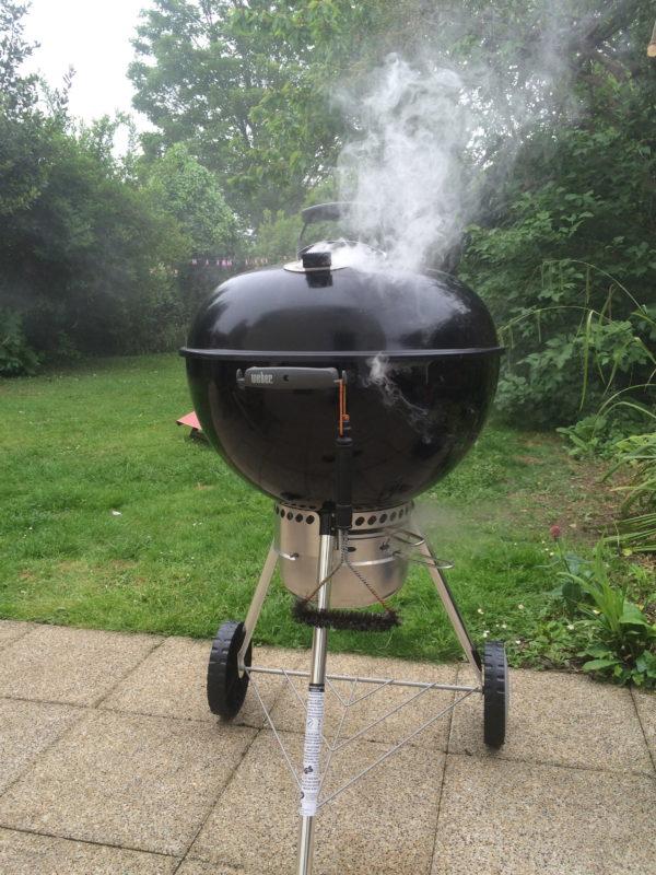 Ressortez les filets du barbecue, filmez-les et replacez au refrigerateur 10 heures de plus.
