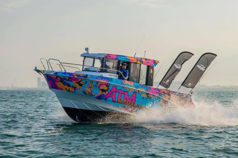 Daikiri, le Beneteau Barracuda 9