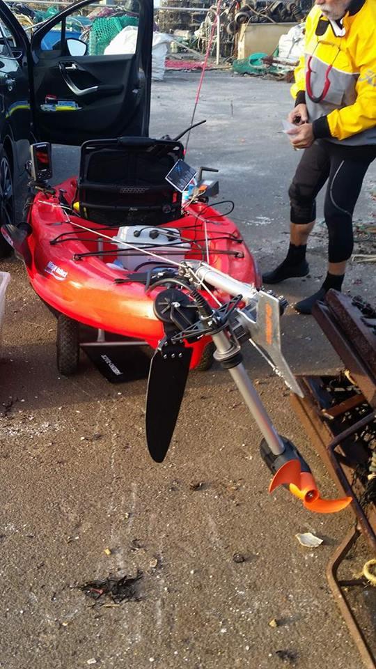 Moteur torquedo pour l'outback full equipé de Robert :)